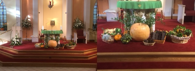 Harvest Mass 2016 - Carbury Parish