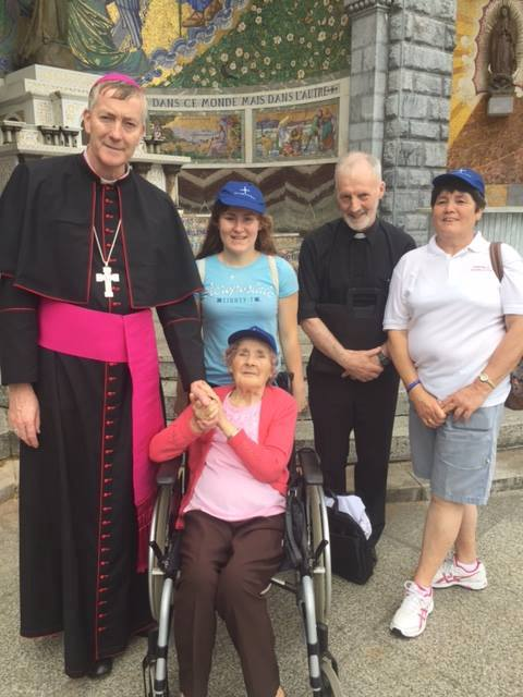 Kildare & Leighlin Diocese Pilgrimage to Lourdes 2017