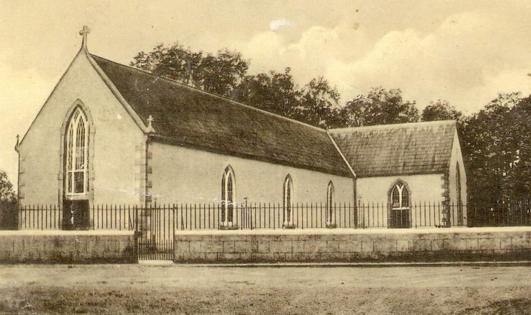 History of our parish in pictures