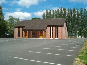 Kilshanroe-Church