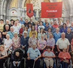 Carbury, Edenderry & Rhode Parish Pilgrimage to Lourdes 2018