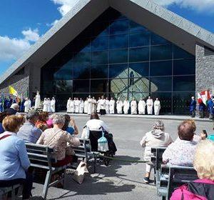 Carbury Parish Pilgrimage to Knock 2018